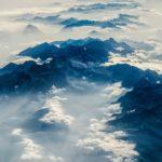 Chaines de montagnes dans les nuages - kodama class header